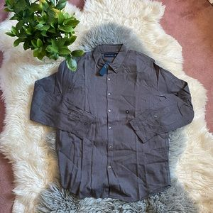 Abercrombie and Fitch Long Sleeve Button Up